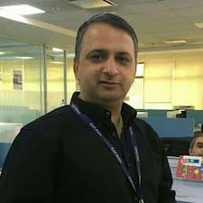 Profil utilisateur de Rakesh