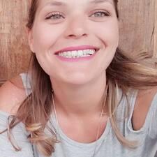 Matilde felhasználói profilja