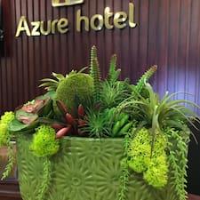 Nutzerprofil von Azure
