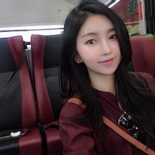 Joongseon felhasználói profilja