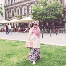Profil utilisateur de Afifah Faizah