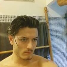 Amaury felhasználói profilja