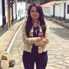 Profil utilisateur de Lina Marcela
