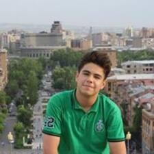 Profilo utente di Narek