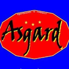 Perfil do utilizador de Asgard