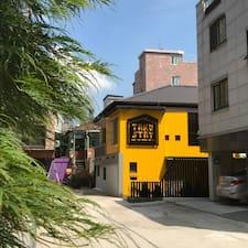 Takustay Hongdae Brugerprofil
