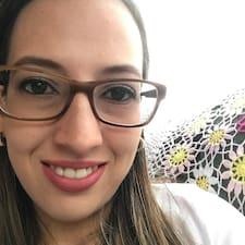 Gloriana felhasználói profilja
