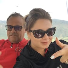 Henkilön Ana & Giulia käyttäjäprofiili