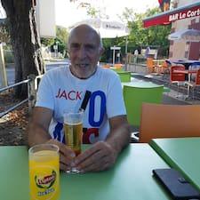 Henkilön Jacques käyttäjäprofiili