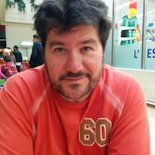 Enrique Brukerprofil