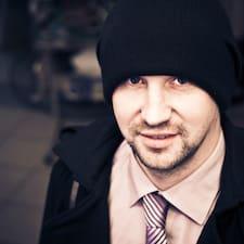 Nutzerprofil von Pavel