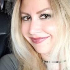 Angie - Uživatelský profil