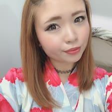 פרופיל משתמש של Hiroko