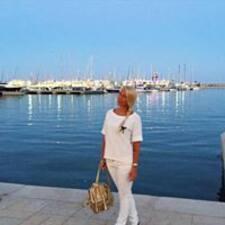 Mariaana User Profile
