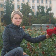 Nutzerprofil von Наталья