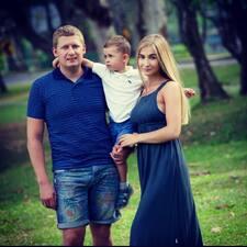 Petr & Valeriya User Profile