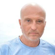 Volodymyr - Uživatelský profil