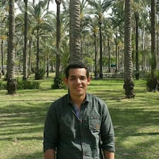 Tarek User Profile