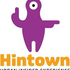 HIntown - Uživatelský profil
