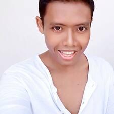 Profil Pengguna Rio Infriya Yuana