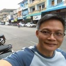 Jason Goh - Uživatelský profil