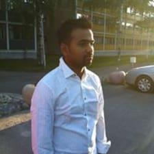 Profil Pengguna Saikumar