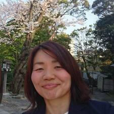 優子さんのプロフィール