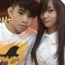 Leong felhasználói profilja