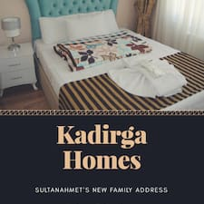 Kadirga User Profile