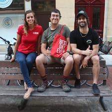 Fernando, Carlos & Angel