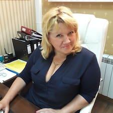 โพรไฟล์ผู้ใช้ Светлана