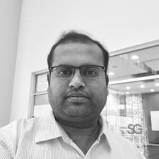 Srinivasan - Uživatelský profil