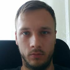 Henkilön Matej käyttäjäprofiili