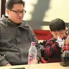 Användarprofil för Jeong Seok