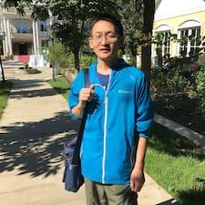 Xingliang felhasználói profilja