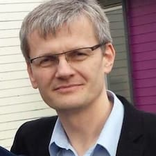Dávur felhasználói profilja