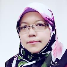 Wan Haslina的用戶個人資料