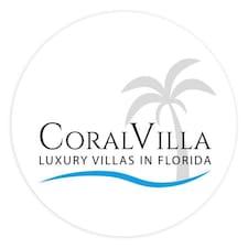 CoralVilla felhasználói profilja