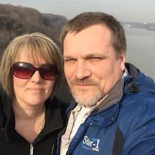 Frank And Kristen User Profile