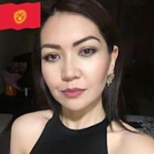 Profil utilisateur de Nazira