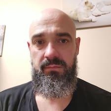 Viktoras felhasználói profilja