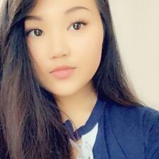 Ariana - Uživatelský profil