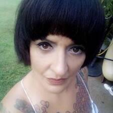 Christina felhasználói profilja
