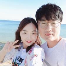 Perfil do utilizador de Doyoung