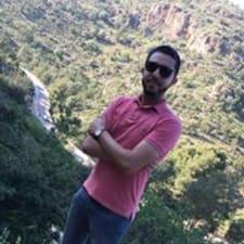 Ayoub felhasználói profilja