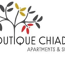 Nutzerprofil von Boutique Chiado