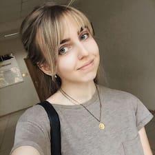 Profil Pengguna Iuliia