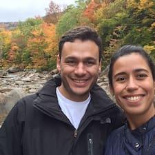 Patricia & Bruno - Uživatelský profil