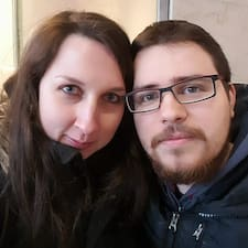Henkilön Elena & Davide käyttäjäprofiili