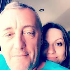 Profilo utente di Mélanie & Philippe